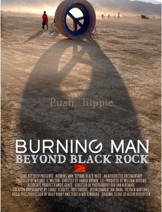 FILM NITE: Burning Man – Beyond Black Rock